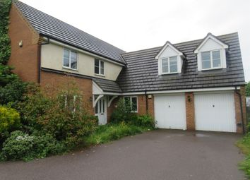 Thumbnail 5 bed detached house for sale in St. Nicholas Way, Spalding