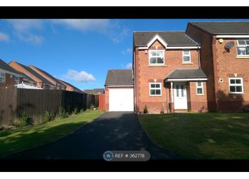 Thumbnail 3 bed semi-detached house to rent in Arthur Harris Close, Smethwick