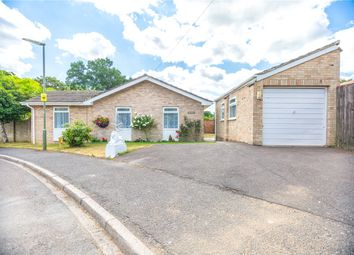 Thumbnail 2 bed detached bungalow for sale in Caldwell Road, Windlesham, Surrey