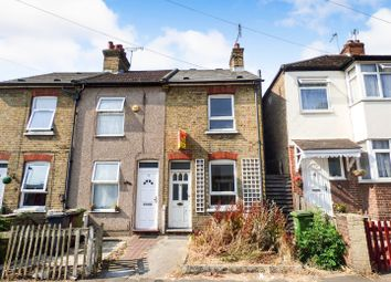 Thumbnail 2 bedroom end terrace house for sale in Eldred Road, Barking