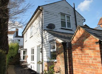 Thumbnail 2 bed terraced house for sale in Waterloo Road, Cranbrook, Kent