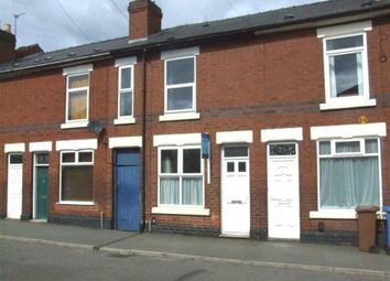 Thumbnail 2 bed terraced house to rent in Slack Lane, Derby