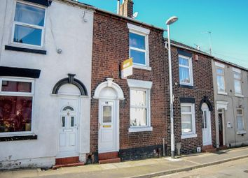 Thumbnail 2 bedroom terraced house to rent in Exmouth Grove, Burslem, Stoke-On-Trent