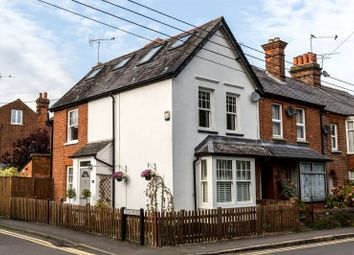 Thumbnail 3 bed end terrace house for sale in York Road, Marlow, Buckinghamshire