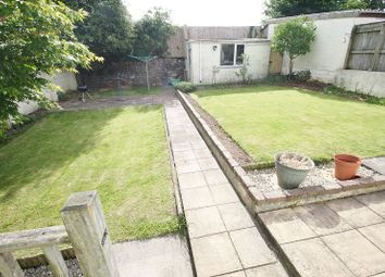 Thumbnail 3 bed detached bungalow for sale in Rocky Park Road, Plymstock, Plymouth