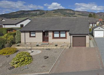 Thumbnail 3 bed detached bungalow for sale in Knockard Crescent, Pitlochry