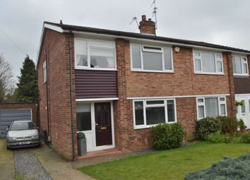 Thumbnail 3 bed semi-detached house for sale in Kilby Close, Garston, Watford