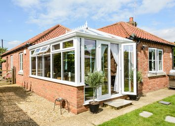 Thumbnail 3 bed detached bungalow for sale in Ryston Road, West Dereham, King's Lynn
