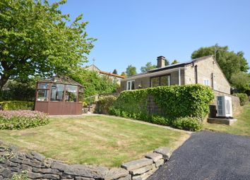 Thumbnail 2 bed detached bungalow for sale in Wilberlee, Slaithwaite, Huddersfield, West Yorkshire