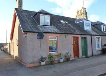 Thumbnail 2 bed end terrace house for sale in High Street, Edzell, Brechin, Angus