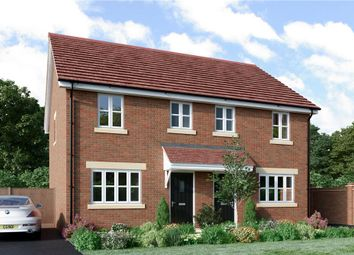 "Thumbnail 2 bedroom semi-detached house for sale in ""Beeley"" at Monument Road, Chalgrove, Oxford"