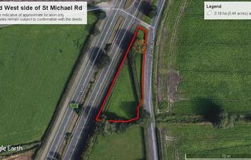 Thumbnail Land for sale in St. Michael Road, Aughton, Ormskirk