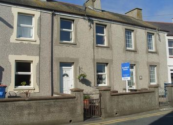 Thumbnail 2 bed terraced house for sale in Millbank Terrace, Holyhead, Anglesey