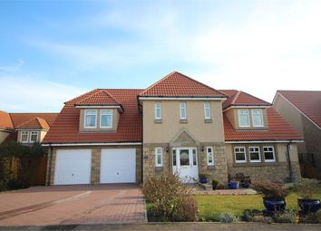 Thumbnail 4 bed detached house for sale in Inchkeith Crescent, Kirkcaldy, Fife