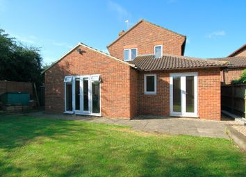 Thumbnail 4 bed detached house for sale in Clementine Close, Herne Bay