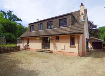 Thumbnail 4 bed detached house for sale in Brightley Road, Okehampton