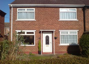 Thumbnail 3 bedroom end terrace house to rent in Sandown Road, Billingham