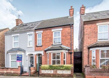 Thumbnail 3 bedroom semi-detached house to rent in Dudley Street, Bedford