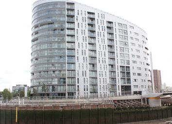 Thumbnail 2 bed flat for sale in Admiral's Tower, London