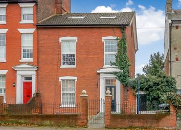 Thumbnail 5 bed end terrace house for sale in Woodbridge Road, Ipswich