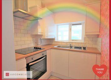 Thumbnail 1 bed flat to rent in Keynsham Avenue, Newport