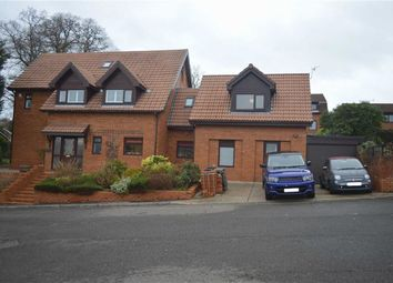 Thumbnail 7 bedroom detached house for sale in Llwynderw Drive, West Cross, Swansea