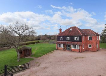Thumbnail 3 bed detached house for sale in Gresley House, Popes Lane, Astwood Bank, Redditch