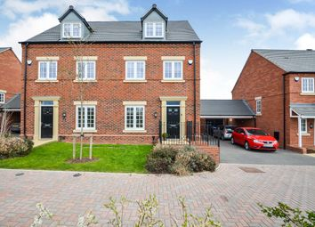 Maine Street, Houlton, Rugby CV23. 3 bed town house for sale