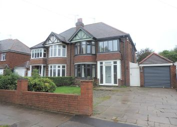 4 bed semi-detached house to rent in Leamington Road, Styvechale, Coventry CV3