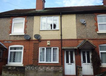Thumbnail 2 bedroom property to rent in John Street, Uttoxeter