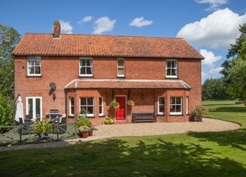 Thumbnail 4 bed detached house for sale in Laundry Lane, Blofield, Norwich