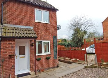 Thumbnail 2 bed semi-detached house to rent in Hawcliffe Road, Mountsorrel, Loughborough