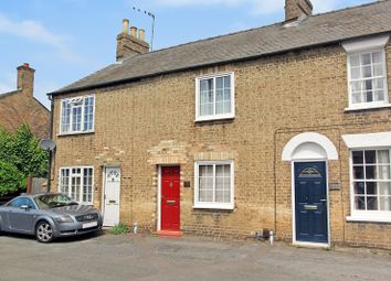 Thumbnail 2 bedroom terraced house for sale in Margett Street, Cottenham, Cambridge