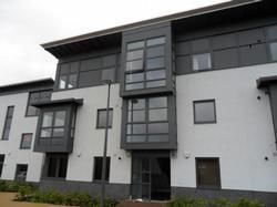 Thumbnail 1 bed flat to rent in Tudsbery Avenue, Edinburgh