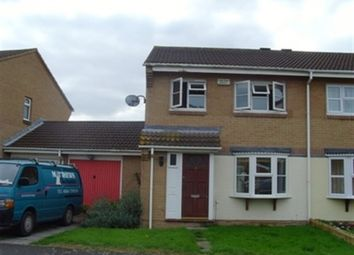 Thumbnail 3 bed semi-detached house to rent in Crestfield Avenue, Bridgwater