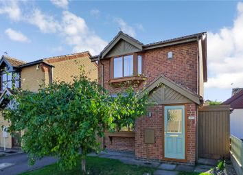 Thumbnail 3 bed detached house for sale in Devitt Way, Broughton Astley, Leicester, Leicestershire