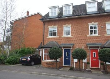 Thumbnail 4 bed town house to rent in Princes Road, Redhill
