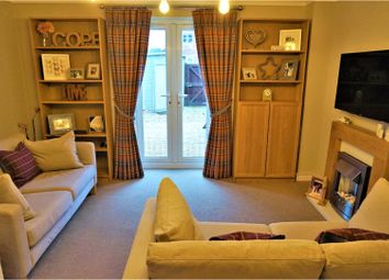 Thumbnail 3 bed town house for sale in Jeque Place, Burton-On-Trent