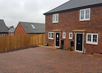 Thumbnail 2 bed property to rent in Elderberry Drive, Leicester, Leicestershire