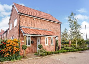 Thumbnail 3 bed semi-detached house for sale in Pirnhow Street, Ditchingham, Bungay