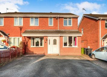Thumbnail 4 bed semi-detached house for sale in Marleigh Road, Bidford-On-Avon, Alcester