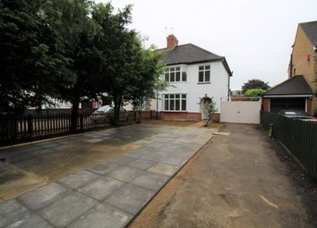 Thumbnail 3 bed semi-detached house to rent in Goldington Road, Bedford