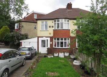 Thumbnail 3 bed semi-detached house for sale in Bentley Road North, Walsall