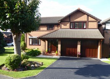 Thumbnail 5 bed detached house for sale in Bryn Castell, Abergele