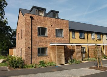 Thumbnail 3 bed end terrace house for sale in Cavell Place, Southampton