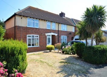 Thumbnail 2 bed end terrace house for sale in Manstone Avenue, Sidmouth, Devon