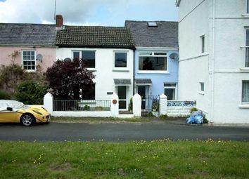 Thumbnail 2 bed terraced house for sale in Llansteffan, Carmarthen