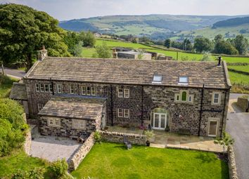 Thumbnail 5 bed detached house for sale in Wadsworth Lanes, Hebden Bridge