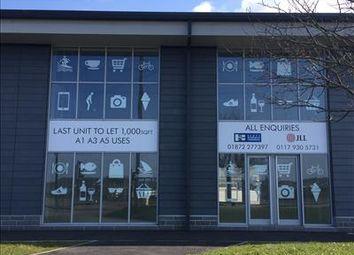 Thumbnail Retail premises to let in Cook's Corner, Camborne Retail Park, Camborne, Cornwall