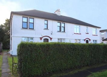 Thumbnail 2 bed flat for sale in South Drive, Linwood, Paisley, Renfrewshire